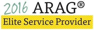 2016 ARAG Elite Service Provider